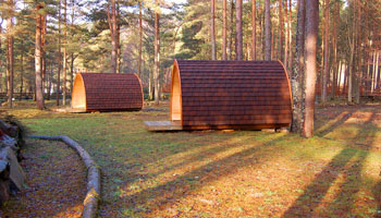 Camping Pod Cannich Camping